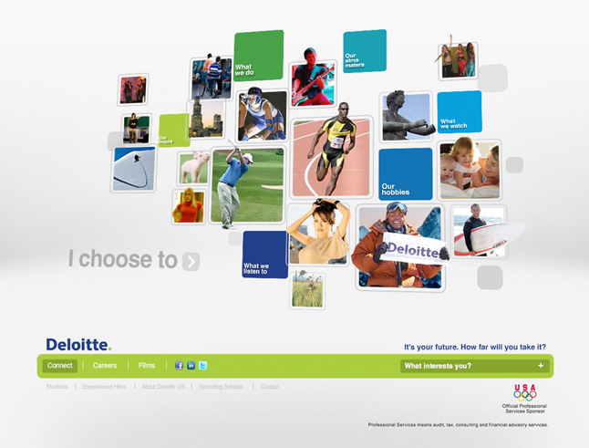 DELOITTE / YOUR FUTURE